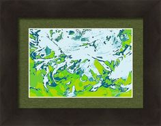 Water Framed Print featuring the painting Portolan by Sverre Andreas Fekjan Water Frame, Framed Prints, Artwork, Painting, Design, Work Of Art, Painting Art, Paintings, Paint