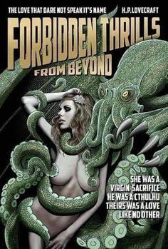 (4) Tumblr Lovecraft Cthulhu, Hp Lovecraft, Geeks, Octopus, Le Kraken, Yog Sothoth, Lovecraftian Horror, Motif Art Deco, Call Of Cthulhu