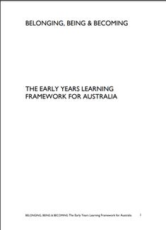 This is the Early Years Learning Framework. This document is the national standard document for Early Childhood. This document goes into depth about Outcomes for children within Early Childhood services. Early Childhood, Cards Against Humanity, Education, Learning, Children, Young Children, Boys, Infancy, Studying