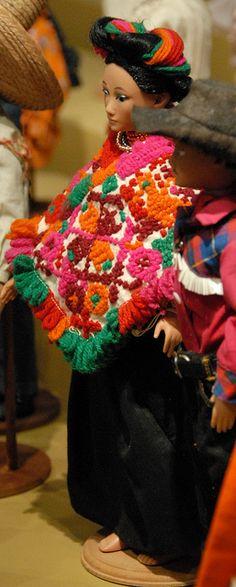 Tenek Doll Huastec Mexico | Flickr - Photo Sharing!
