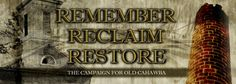Remember, Reclaim, Restore: The Campaign to save Old Cahawba