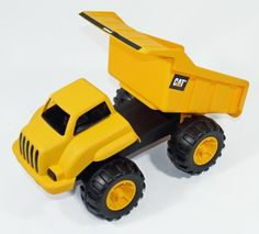 Amazon.com: Toy State CAT Tough Tracks Dump: Toys & Games
