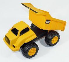 Amazon.com: Toy State CAT Tough Tracks Dump: Toys & Games