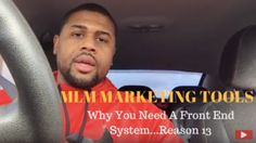 MLM Marketing Tools – Why You Need A Front End System…Reason 13