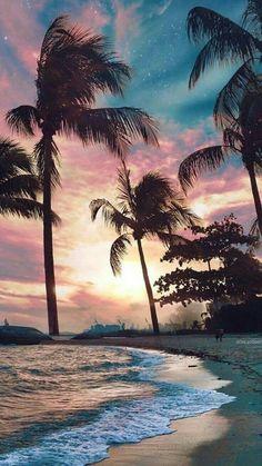 beach photography beach pictures beach outfit beach wedding beach quotes beach h. Ocean Wallpaper, Summer Wallpaper, Nature Wallpaper, Wallpaper Backgrounds, Tree Wallpaper, Wallpaper Praia, Couple Wallpaper, Wallpaper Quotes, Aesthetic Backgrounds