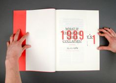 ISTD - 25/12 by Aengus Tukel, via Behance