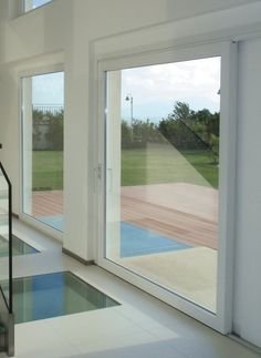 PVC PATIO DOOR HST BY OKNOPLAST GROUP