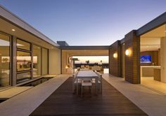 McElroy House/ Ehrlich Architects USA © Miranda Brackett