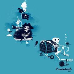 Camiseta 'never quit'. http://cami.st/p/1820.