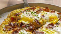 Breakfast Pizza Is the Weekend Recipe You Deserve