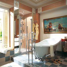 Смесители и душевые системы Jorger: Serie 1909 #hogart_art #interiordesign #design #apartment #house #bathroom #jorger  #sink #faucet