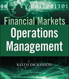 Operations management 12th edition stevenson solutions manual test financial markets operations management pdf fandeluxe Images