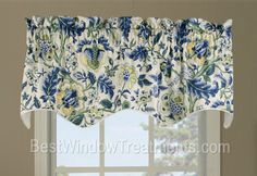Imperial Duchess Filler Valance - window treatments