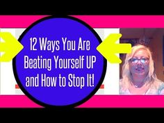 12 Signs You're Beating Yourself Up for No Good Reason: Narcissistic Abuse Recovery Tips - QueenBeeingQueenBeeing
