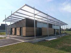 Vestiaires et clubhouse football de ALTECKENDORF - ARCHITECTURE CONCEPT
