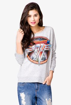 Van Halen™ Sweatshirt | FOREVER21 - 2021841348