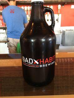 Bad Habit Brewing. St. Joseph, MN