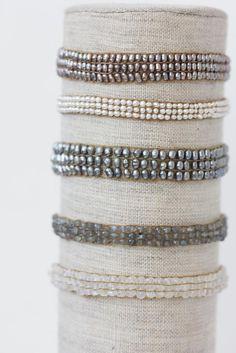 Crochet Bracelets - Lena Skadegard