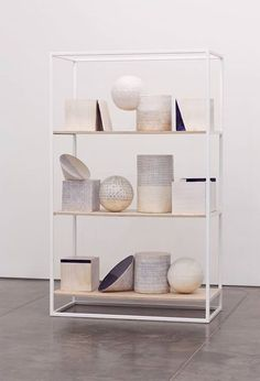 geometric art objects