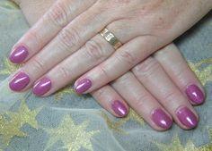 New Romantic . Fab rose iridescent soft glitter