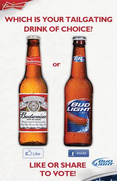 BEER LOVERS! We want to know... what is going to be YOUR drink of choice for tailgating this weekend?! #cheers