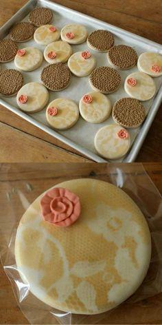 photographing cookies; Sweet Adventures of Sugarbelle