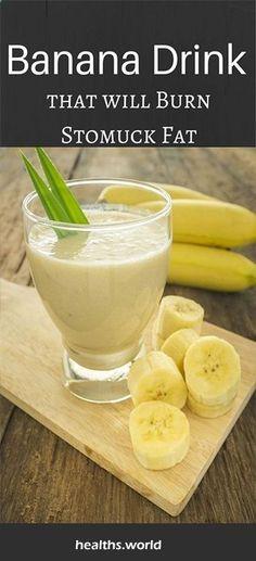 Banana Drink That Will Burn Stomach Fat Immediately - NZ Holistic Health Mini Hamburgers, Halloumi, Healthy Lifestyle Tips, Healthy Tips, Stay Healthy, Healthy Recipes, Healthy Habits, Healthy Women, Juice Recipes
