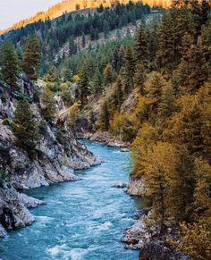 Payette River in Idaho