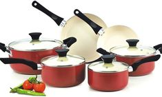 What is the Best Ceramic Cookware set in 2017? The Cook N Home NC-00359 is in the list.