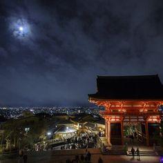 清水寺の除夜の鐘