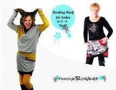 "eBook - ""Rocking Rock for Ladys"" - Rock -  Freestyle Rocker - Glückpunkt."