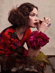 Cinta Carnelian Life: La beauté de la fleur : June Inspirational Picture