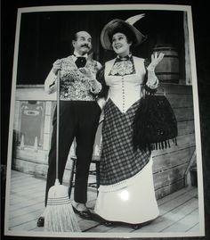 Ethel Merman in Jerry Herman's Hello Dolly Broadway 1970