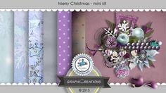 minikit Merry Christmas by GraphiCreations http://scrapbird.com/designers-c-73/d-j-c-73_515/graphic-creations-c-73_515_556/merry-christmas-by-graphic-creations-p-17108.html