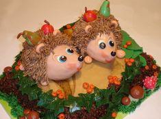 Dortík pro začátečníky: Slaďoučký ježek k nakousnutí!