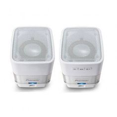 Pioneer S-MM201-W USB Powered Portable Speakers for PC (White) #onlineshop #onlineshopping #lazadaphilippines #lazada #zaloraphilippines #zalora