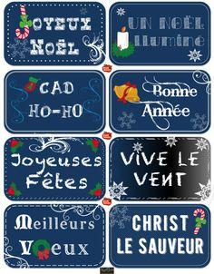 GRATUITS // Voeux de Noël