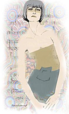 Além do Horizonte    Existem certas canções  Que me falam de você  Pequenas insinuações  Do que eu quero viver.    Não falo de canções carregadas de lástimas  E de histórias mal resolvidas  Também não falo de refrões encharcados de lágrimas  E de paixões incompreendidas.    Prefiro cantar o verbo amar  Nas suas conjugações infinitas  E além do horizonte encontrar esse lugar  Recheados de promessas tão bonitas.    Texto: Laureana Moreira Mota  Imagem: Tom Benkendoff