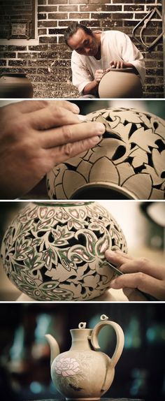 Amazing Korean Ceramics Tradition