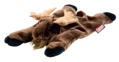 $19.95-$19.99 Coleman Supersized Moose Trophy Dog Toy - The Coleman Supersized Moose Trophy dog toy is great for retrieving, chewing, and tug-of-war. Boasting five squeakers, the dog toy is double-stitched at stress points, to ensure hours of enjoyment for your dog. http://www.amazon.com/dp/B000OFJTJY/?tag=pin2pet-20