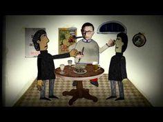 Sartre - Durf te Denken - YouTube