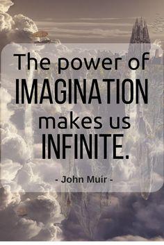 Let's fire the imagination.