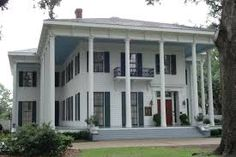 Image result for bragg-mitchell mansion Antebellum Homes, Sweet Home Alabama, Southern Living