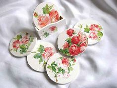 Decoupage, Decorative Plates, Tableware, Home Decor, Dinnerware, Decoration Home, Room Decor, Tablewares, Dishes