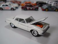 Johnny Lightning 1962 Plymouth Belvedere White Paint 1/64 Scale JC21