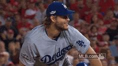 mlb baseball excited yeah los angeles dodgers dodgers ahhh clayton kershaw nlds pumped up fired up kershaw game 1 los angeles dodger trending #GIF on #Giphy via #IFTTT http://gph.is/2e0uDFG