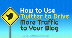 Want more people to share your blog posts on Twitter? Discover seven ways to effectively promote your blog posts on Twitter without any ad spend.