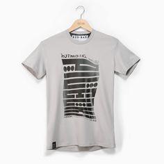 Koszulka patriotyczna Pilecki Typografia - Kolekcja VERSUS - odzież patriotyczna, koszulki męskie Red is Bad