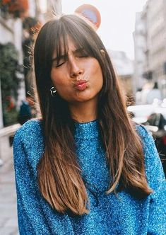 55 Dope Long Haircuts with Bangs: Tips for Wearing Fringe Hairstyles . - 55 Dope Long Haircuts with Bangs: Tips for Wearing Fringe Hairstyles Long Haircuts with - Hairstyles Bangs, Long Haircuts With Bangs, Long Fringe Hairstyles, Fringe Haircut, Haircuts With Fringe, Layered Hairstyles, Side Fringe Bangs, Easy Hairstyles, Women Haircuts Long