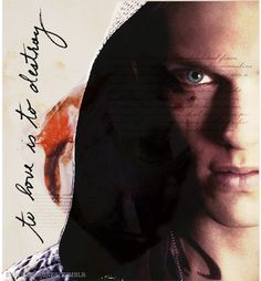 """Jace Wayland """"To love is to destroy, and to be loved is to be the one destroyed."""""""
